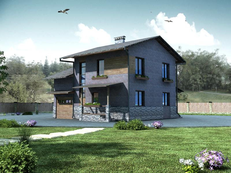 строительство частных домов под ключ воронеж